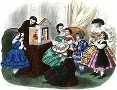 1862 La Mode Illustree.