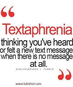 my name is victoria. and im a textaphrenic.