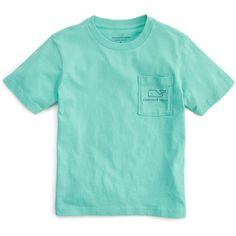 Shop Short-Sleeve Vintage Whale Pocket T-Shirt at vineyard vines (98 BRL) ❤ liked on Polyvore featuring tops, t-shirts, shirts, vintage tees, vintage tee-shirt, cotton t shirts, pocket t shirts and tee-shirt
