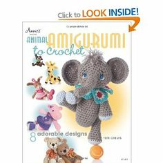 """Animal Amigurumi to Crochet"" by Teri Crews 