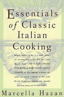 Marcella Hazan combines her Classic Italian Cookbook and More Classic Italian Cooking in a single volume, with 50 new recipes, reduced fat, . Italian Cooking, Italian Recipes, Italian Cookbook, Marcella Hazan Bolognese, Cooking Jasmine Rice, Easy Tomato Sauce, Italian Pasta Dishes, Online Cookbook, Cooking Spaghetti