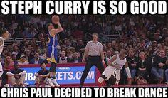Steph Curry!