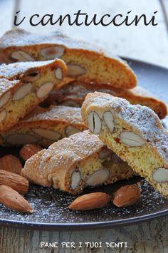 Jam Cookies, Almond Cookies, Yummy Cookies, Healthy Cookies, Biscotti Biscuits, Biscotti Cookies, Biscotti Recipe, Italian Cookie Recipes, Italian Cookies