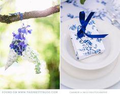 Toile de Jouy Inspired Wedding Decor | Photography: Carmen & Ingo Photography, Stylist: Doreen Winking, Stationery: Die Exklusiven Einladungskarten, Flowers: Julia Hörl