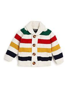 Hudson bay baby sweater