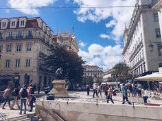 Largo do Chiado, Lisboa