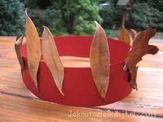 Indianentooi - Kan ook met getekende veren (of gekleurde veren van bijv. de action)