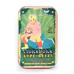 "Remedio Lata ""Libradora Lupe-Reyes"""