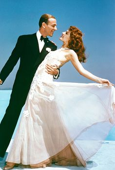 "Fred Astaire and Rita Hayworth in ""You Were never Lovelier"", 1942"