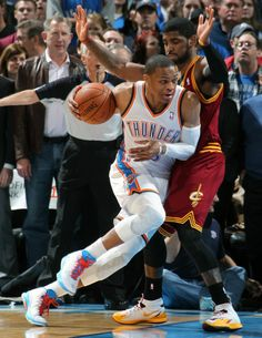 Photo Gallery: Thunder vs. Cavaliers - Feb. 26, 2014 | THE OFFICIAL SITE OF THE OKLAHOMA CITY THUNDER