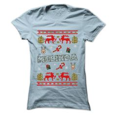 Christmas MELINDA ... 999 Cool Name Shirt ! - #gift for women #funny gift. BEST BUY => https://www.sunfrog.com/LifeStyle/Christmas-MELINDA-999-Cool-Name-Shirt-.html?68278