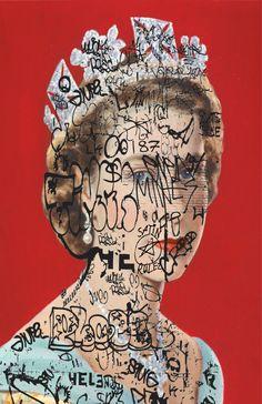 Poster by Jessi Brattengeier, student of Chermayeff & Geismar & Haviv