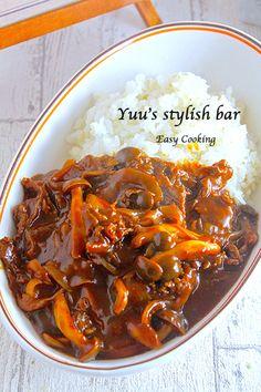 長時間煮込んだような味わい♪『濃厚コク旨♡ハッシュドビーフ』 by Yuu 「写真がきれい」×「つくりやすい」×「美味しい」お料理と出会えるレシピサイト「Nadia | ナディア」プロの料理を無料で検索。実用的な節約簡単レシピからおもてなしレシピまで。有名レシピブロガーの料理動画も満載!お気に入りのレシピが保存できるSNS。