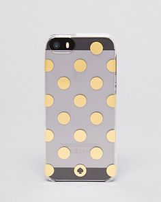 kate spade new york iPhone 5/5s Case - Le Pavillion | Bloomingdale's