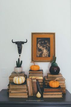 Perfect Thoughts from Alice: Boho Eclectic Fall Home Tour – love all the old books! The post Thoughts from Alice: Boho Eclectic Fall Home Tour – love all the old books!… ..
