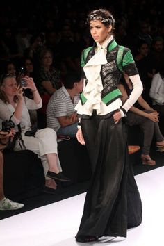 Nupur Kanoi from #Lakme Fashion Week Fall 2012