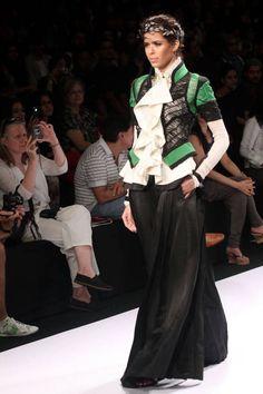 Nupur Kanoi from #Lakme Fashion Week Fall 2012