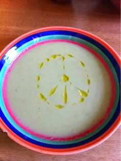 Vegan Asparagus Soup. So easy!