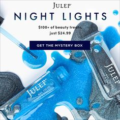 Kerry's Subscription Box: Night Lights Mystery Box from Julep PLUS Free Gift with Coupon Code