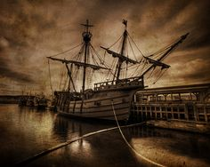 1497 The Matthew, named after John Cabot's wife Mattea, was sailed by John Cabot in 1497 from Bristol to North America. Landfall was reached on June 24, 1497.