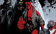 Hellboy – Edição Histórica   Todas as edições publicadas pela Mythos