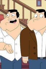American Dad Pulling Double Booty Watch Cartoons Online. After Hayley is dumped by Jeff, she starts dating Stan's CIA body double. But when the body double starts making moves on Francine, Stan decides to break them up in his own unique way.