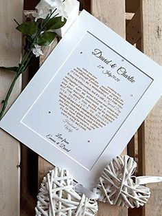 Personalised Postponed Wedding Gift, UNFRAMED Cancelled Wedding Print for Husband or Wife or a couple, Same Sex Weddi... Wedding Gifts For Bride, Our Wedding Day, Unique Wedding Gifts, Wedding Cards, Husband And Wife Love, Couple Gifts, Wedding Prints, Personalized Wedding, Home Crafts