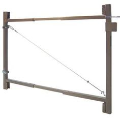 2-rail Gate Frame Kit- Adjusts 60-96 In. By 45 In.
