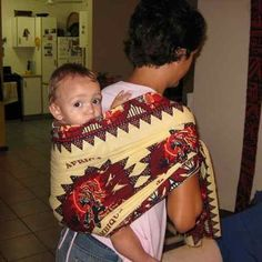 Carrying your baby African style reduce hip dislocation