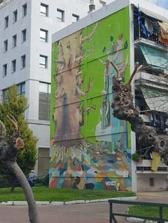 Athens ... Athens, Street Art, Night, Artwork, Painting, Work Of Art, Auguste Rodin Artwork, Painting Art, Artworks