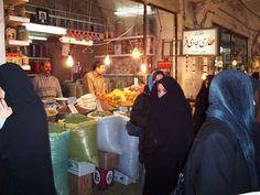 Photo by Yana - Iran, al mercato