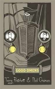 Good Omens - Neil Gaiman, Terry Pratchett - not seen this cover!