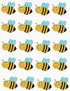 Sizable Printable Pictures Of Bees FREE Game Flower Hunt Preschool Powol Free Preschool, Preschool Printables, Preschool Learning, Preschool Crafts, Science Crafts, Preschool Lessons, Bee Games, Bee Activities, Bee Pictures