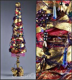 20+ of my favorite Christmas Tree Cones | Crafts 'n Coffee