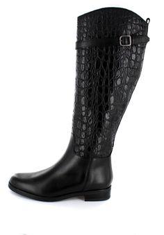 Clarks - Hochwertige Stiefel mit Kroko-Optik