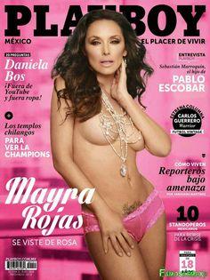 Mayra Rojas Revista Playboy México Mayo 2015 [PDF Digital] | FamosasMex