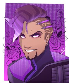 Male Sombra by GinaCookies