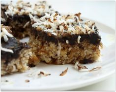 Island Rice Krispie Treats #recipe