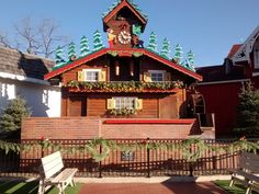 The village of Sugarcreek features some truly unique architecture, murals and other attractions that can make you feel like you're walking through a living, breathing storybook.