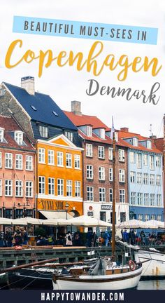 Beautiful must-sees in Copenhagen