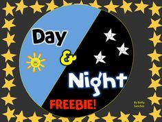 Day and Night Sky Sort FREEBIE! (Look Up In The Sky)