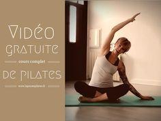 Cours vidéo de Pilates gratuit !