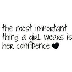 """""""#quotestoliveby """"the most important thing a girl can wear is her confidence# #bblogger #irishbeautybloggers #irishblogger #northernirishblogger…"""""""