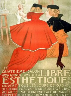 The term Art Nouveau 1st appeared in the Belgian journal L'Art Moderne in 1884