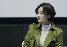Korean Actresses, Korean Actors, Weightlifting Fairy Kim Bok Joo Swag, Lee Joo Young, Asian Hair, Girl Short Hair, Aesthetic Hair, Asia Girl, Ulzzang Girl
