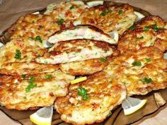 Cooking delicious chicken cutlets in French. Easy Chicken Cutlet Recipes, Beef Recipes, Cooking Recipes, Recipe Chicken, Czech Recipes, Chicken Cutlets, Yum Yum Chicken, Food Photo, Good Food