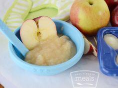 Pure & Simple Apple Puree
