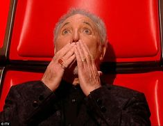 The Voice: Tom Jones shocked after superfan wins a seat  His career has spanned six decades selling millions of records worldwide.  But Sir Tom Jones was taken aback after he turned his chair in the blind auditions on The Voice on Saturday to be confronted with his biggest super-fan.  As the 77-year-old singer hit the red button for Eliza from Cumbria 16 she couldnt contain her excitement as she gushed she had a cardboard cutout of the Shes A Lady hitmaker in her bedroom.  Scroll down for…