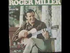 Here's Roger Miller singing one of his country novelty songs he hit with in 1964 'Dang Me.' Roger Miller would go on to have cross-over hits that included King of The Road, Cug A Lug, Do Wacky Do, England Swings and Husbands and Wives. Country Music Videos, Country Music Stars, Country Songs, Greatest Songs, Greatest Hits, Guitar Lessons For Beginners, 60s Music, Funny Music, Cinema