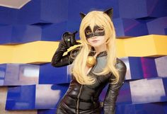 Fem! Cat noir #catnoircosplay #cosplay